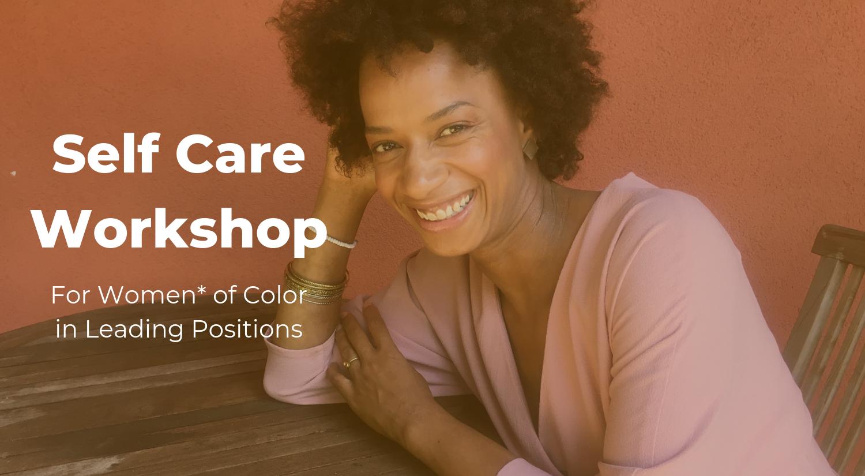 Self Care Workshop für Women* in Lead