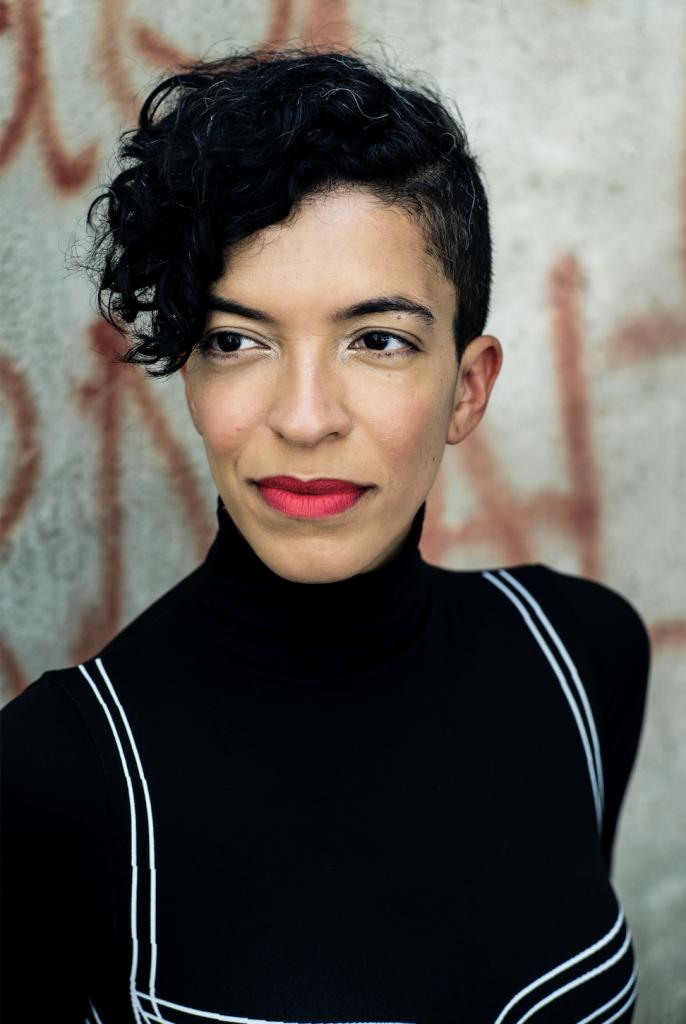 Celina Bostic Sängerin / Musikerin aus Berlin