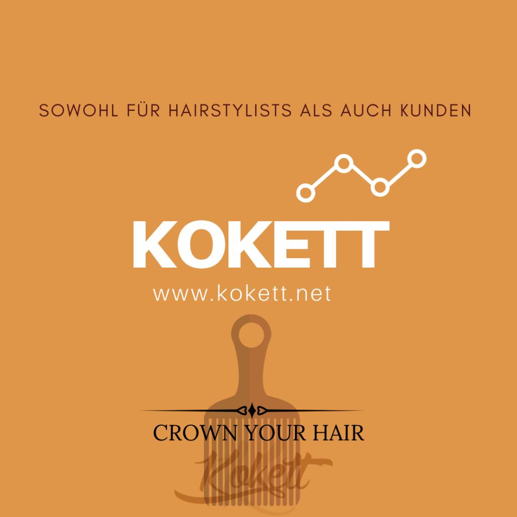 Kokett Community Haarvermittlungsplattform aus Deutschlandweit (Frankfurt)
