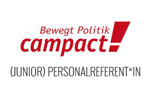 Job- Junior Personalreferent-in bei Campact