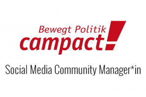 Job – Social Media Community Manager*in bei Campact