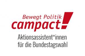 Job – Aktionsassistent*innen für die Bundestagswahl bei Campact e.V.